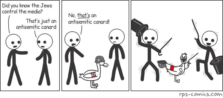 Antisemitic Canard
