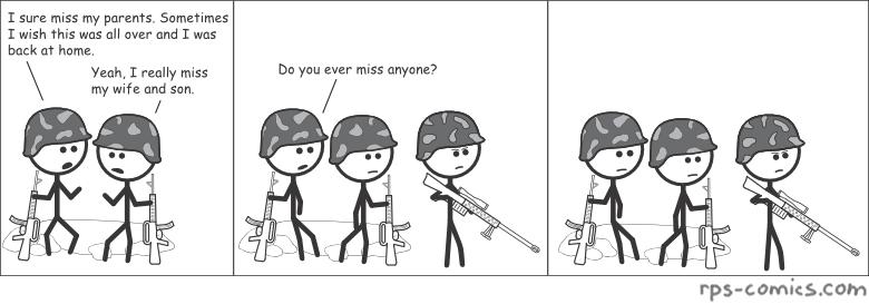 [Classic] The Stoic Sniper