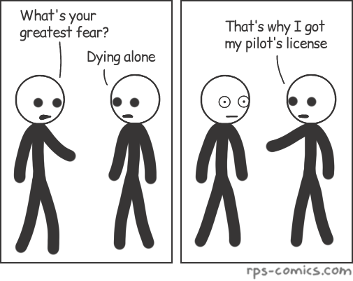 Dying Alone
