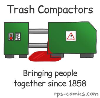 Trash Compactors