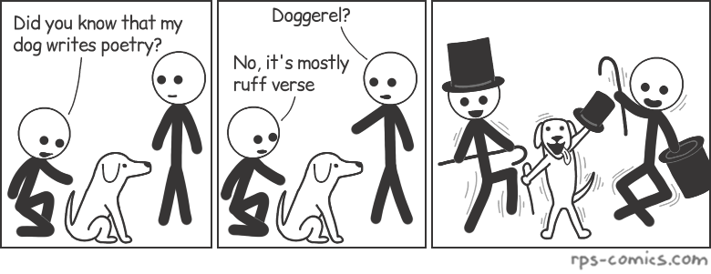 Dog Poetry