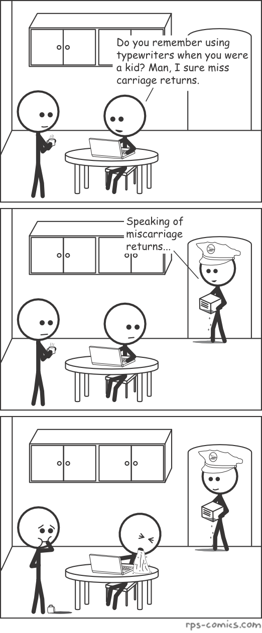 [Classic] Miscarriage Returns