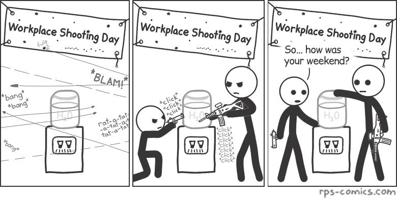 Workplace Shooting Day